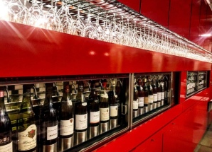 Amazing Collection of Wines By the glass at L'Oiseau des Vignes